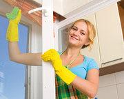 Требуется уборщица для уборки большой квартиры